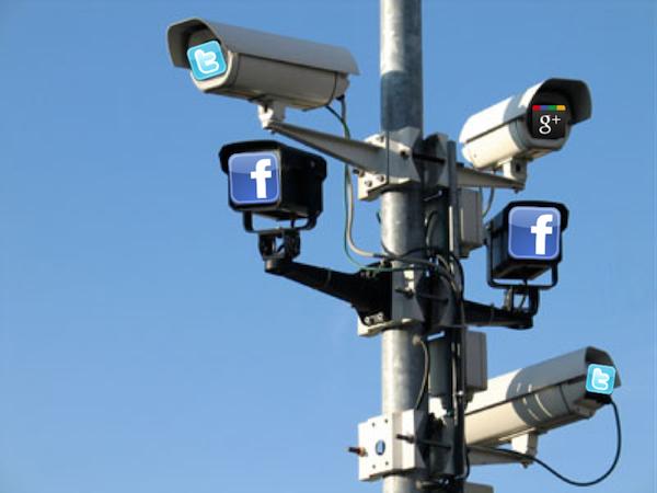 Social network surveillance