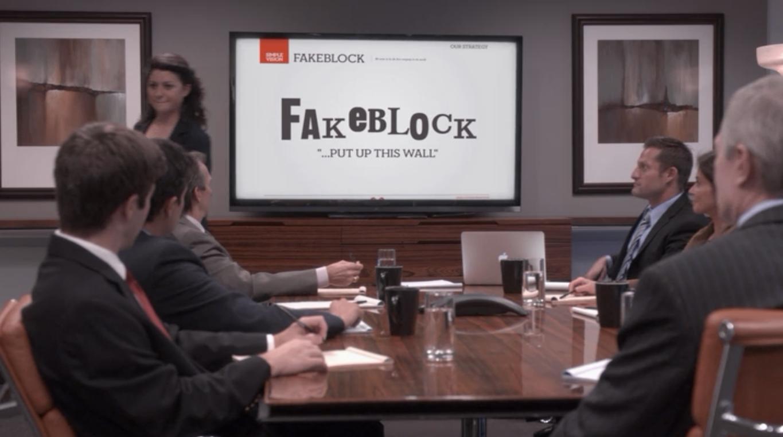 Fakeblock investors