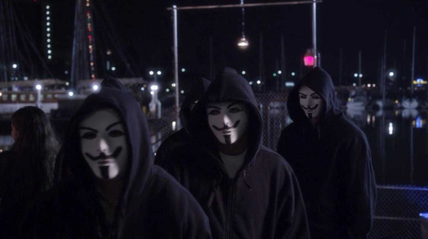 Anonymous Fakeblock