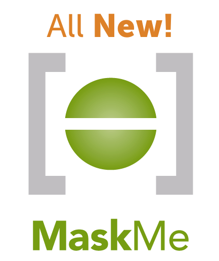 MaskMe launch logo