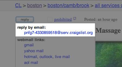 blog craigslist focus online privacy